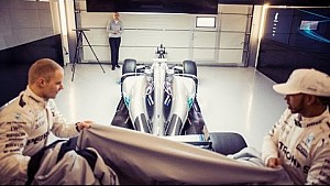 Ultimate 2017 F1 Car Launch - Behind the Scenes!