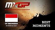 MXGP Indonesia 2017: los mejores momentos