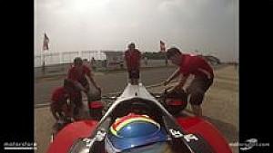 Presley Martono - Chennai Qualifying Onboard