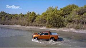 Ford Ranger Yumurtalık Lagünü Milli Parkı'nda!