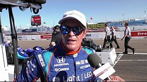 HPD Trackside -- IndyCar St. Petersburg Honda qualifying report