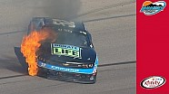 Gase's ride goes up in smoke at Phoenix