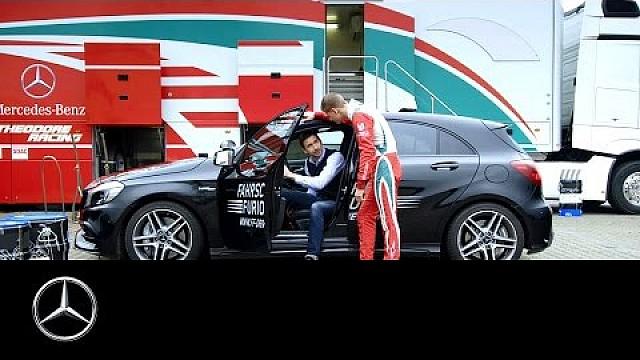 Formel-3-EM  Fahrschule mit Mick Schumacher (1)