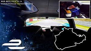 NIO EP9 electric supercar smashes Nürburgring EV lap record – Full onboard – 07:05:12