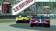 2017 Twelve hours of Sebring - Part 1