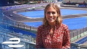 Nicki's news: Mexico City edition! - Formula E