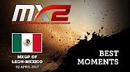 MXGP de León - México 2017 MX2 Mejores Momentos MX2 #Motocross