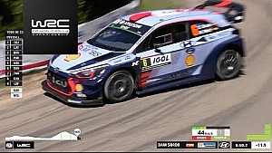 Tour de Corse 2017: Dani Sordo, power stage SS10