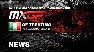 MXGP de Trentino Race Highlights 2016 - motocross
