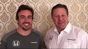 La McLaren ritorna alla Indy 500 con Fernando Alonso