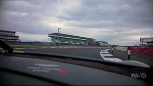 6h Silverstone: Onboard im GT-Auto