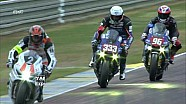 24 Saat Le Mans - Moto - 2-6. Saat özeti
