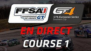 GT4 European Series Southern Cup - Course 1