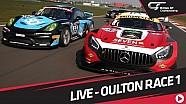 Britanya GT - Oulton Park - 1. Yarış