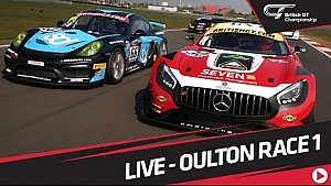 British GT - Oulton Park - Race 1