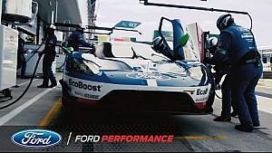 دبليو إي سي: فورد تحرز الفوز في سباق سيلفرستون 6 ساعات الافتتاحي ضمن فئة