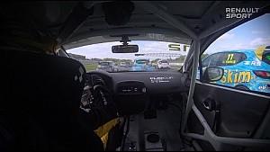 Coupe de France Renault Clio Cup : Highlights - Nogaro (2017)