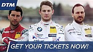 DTM 2017 - Get your tickets now!
