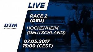 2. Yarış - DTM Hockenheim 2017