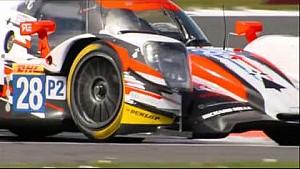 6 horas de Silverstone destacados de la calificación