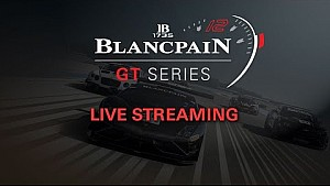 Live: Brands Hatch - Qualifying - Blancpain Sprint  Cup