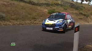 Rally Islas Canarias 2017 - Junior highlite