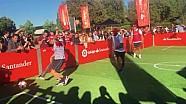 Santander Challenge: Sebastian Vettel/Fernando Morientes VS Marc Gene/Marcos Senna