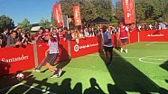 Santander Challenge: Себастьян Феттель / Фернандо Морієнтес VS Марк Жене / Маркос Сенна