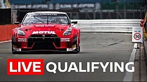 Live: Qualifiche - Silverstone 2017 - Blancpain Endurance Series
