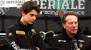 From father to son: motorsport is part of the DNA in the Cecotto family