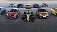 Formula Renault 2.0 Eurocup 2017 - Monako - Race 1