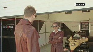 Nico Hülkenberg pilote le passé de Renault en F1!