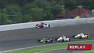 Conor Daly Incident Turn 3