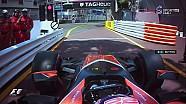2017 Monaco GP  -Alonso Button ile Telsizden Konuşuyor