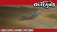 World of Outlaws Craftsman late models Atomic Speedway May 26, 2017 | Highlights