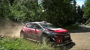 Andreas Mikkelsen: 1. Test im Citroën C3 WRC