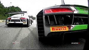 Araç üstü mücadele - Blancpain GT series