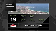 Rally Italia Sardegna 2017: 19 Etap