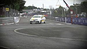 Coupe de France Renault Clio Cup : Reportage - Pau (2017)