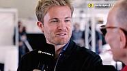 Nico Rosberg geniet als fan van F1-seizoen 2017