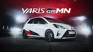 Toyota Yaris GRMN: The Dance
