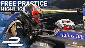 Free practice 1 highlights Berlin ePrix 2017 (Race 2) - Formula E