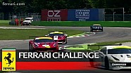 Ferrari Challenge Europe Coppa Shell race 2 at Monza