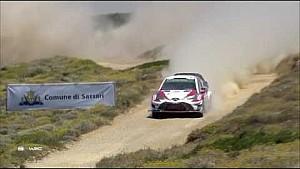 WRC - 2017 Rally Italia Sardegna - Day 4 part 2
