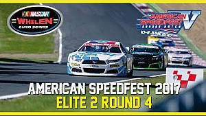 Elite 2 Round 4 Highlights | Brands Hatch American SpeedFest