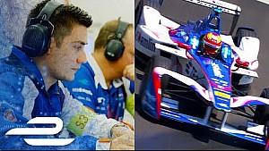 Coding his way to a quicker car... DHL eChampions award: Georgios Kalogeropoulos, Andretti Formula E