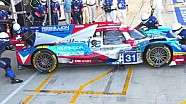 Le Mans 24 Saat 2017 - Yarış özeti 8:00am - 10:00am GMT