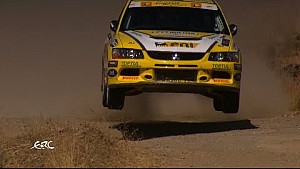 Cyprus rally 2017 - ERC2 highlights LEG1