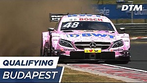 DTM Budapest 2017 - Qualifying (Race 1) - Re-Live