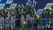 Le Mans 24 Saat 2017 - Podyum